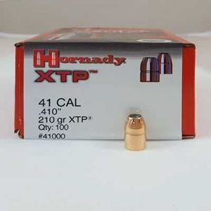41 Magnum Bullets for Sale 210 XTP Hornady