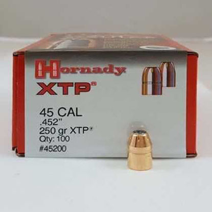 45 Colt Bullets For Sale  250 XTP Hornady