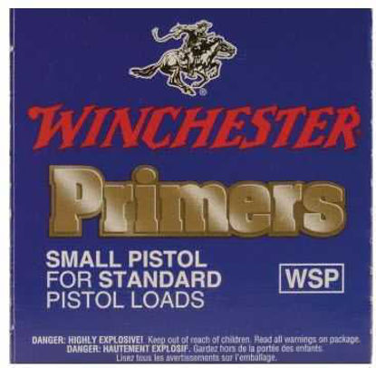 Primers Pistol Small Winchester -  Primers
