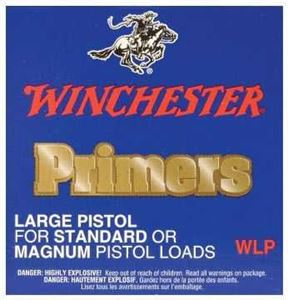 Primers Pistol Large Winchester -  Primers