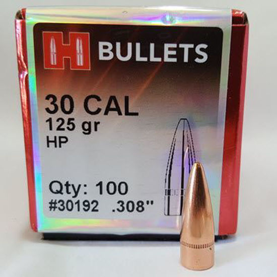 308 bullets for sale 125 HP Hornady