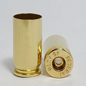45 ACP Once Fired Brass For Sale SPP - USRS