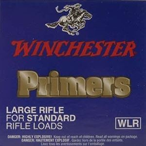 Primers Rifle Large Winchester 100pk