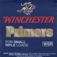 Primers Rifle Small Winchester 100pk