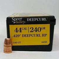 44 Magnum Bullets For Sale 240 DC HP - Speer