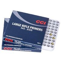 Large Rifle Primers CCI 100pk - IN STORE ONLY