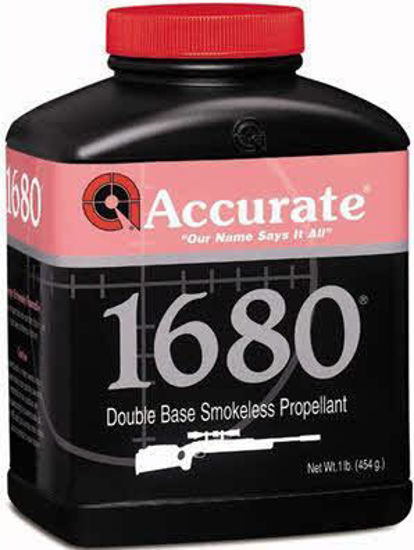 Powder Accurate 1680 1 lb - PICKUP ONLY/NOT SHIPPED