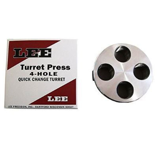 4 Hole Turret Quick Change Extra - Lee