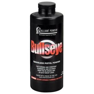 Powder Alliant Bullseye 1 lb - PICKUP ONLY/NOT SHIPPED