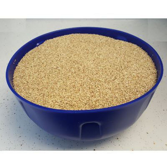 Corn Cob Media 20 grit - Tumbler Bowl