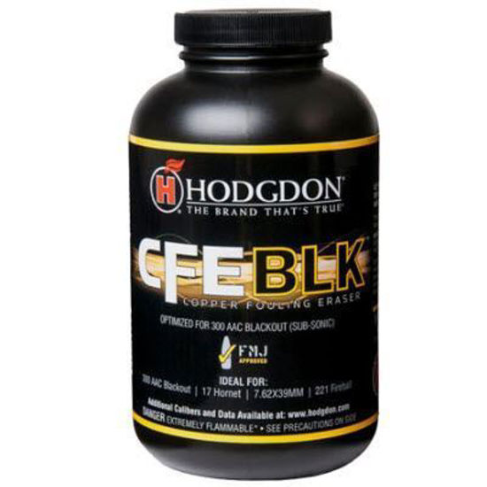 Powder Hodgdon CFE Blackout 1 lb