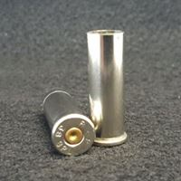 38 Special Once Fired Brass Nickel