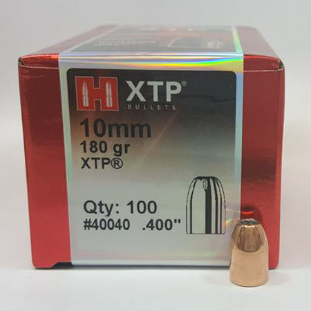 Picture for category 40 S&W, 10mm Auto (.400) Bullets