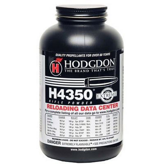 Powder Hodgdon H4350 1 lb