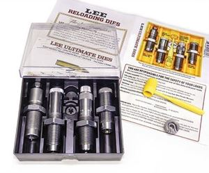 Dies Set 6.5 Creedmoor Ultimate Lee