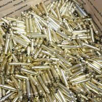 223 Once Fired Brass Bulk Package 2500