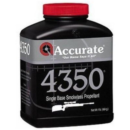 Powder Accurate 4350 1 lb