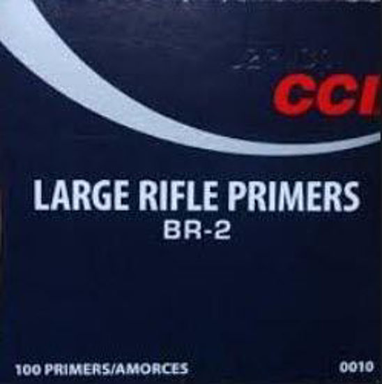 Large Rifle Primers Benchrest CCI 100pk