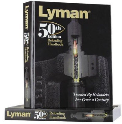 Lyman Reloading Manual 50th Edition - New Hardback