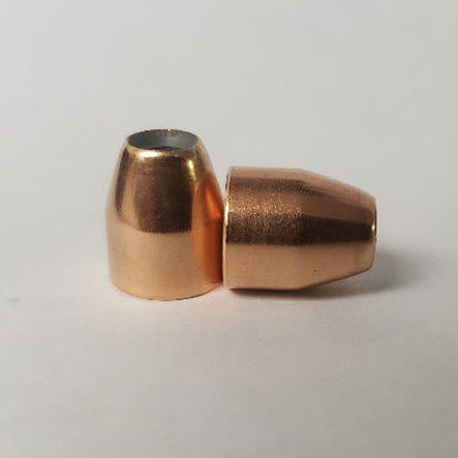 45 Caliber Bullets 185 grain JHP Zero 100pk