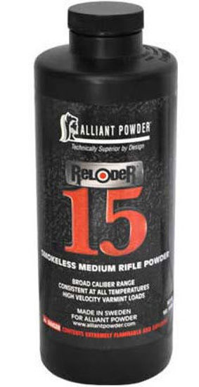 Powder Alliant Reloder 15 1 lb