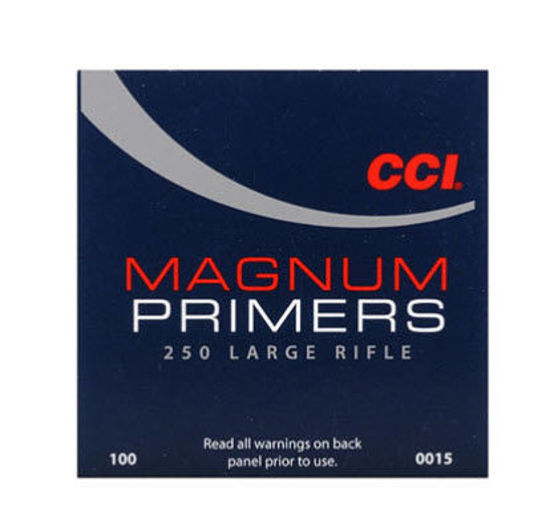 Large Rifle Primers CCI MAGNUM