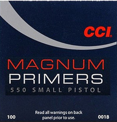 Small Pistol Primers CCI MAGNUM