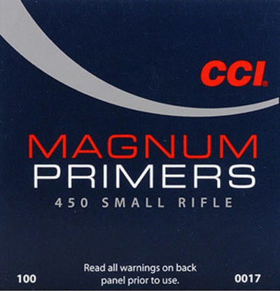 Small Rifle Primers CCI MAGNUM