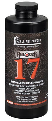 Powder Alliant Reloder 17 1 lb