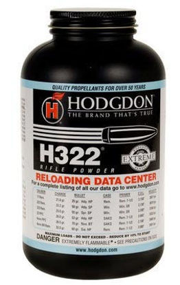 Powder Hodgdon H322 1 lb