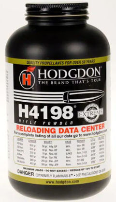 Powder Hodgdon H4198 1 lb