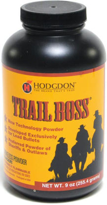 Powder Hodgdon Trail Boss 9oz