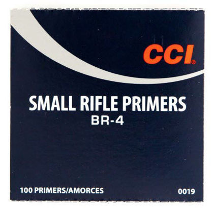 Primers Rifle Small CCI Benchrest