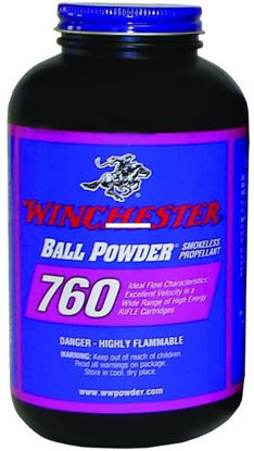 Powder Winchester760 Ball 1 lb
