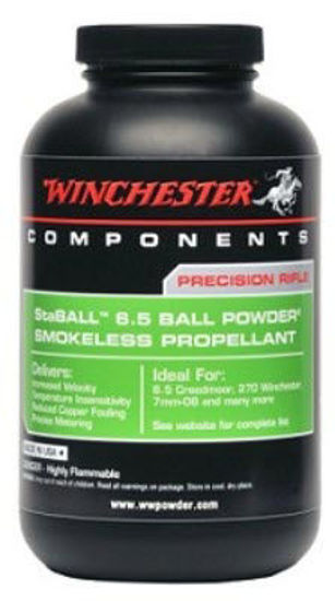 Winchester StaBALL 6.5 Ball Smokeless Powder
