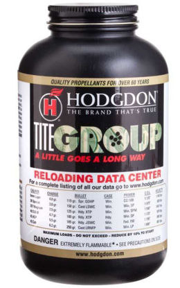 Powder Hodgdon TiteGroup 4lb -  Gunpowder