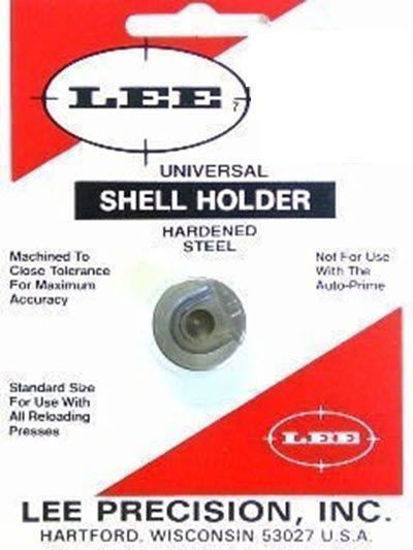 Lee Press Shell Holder R25
