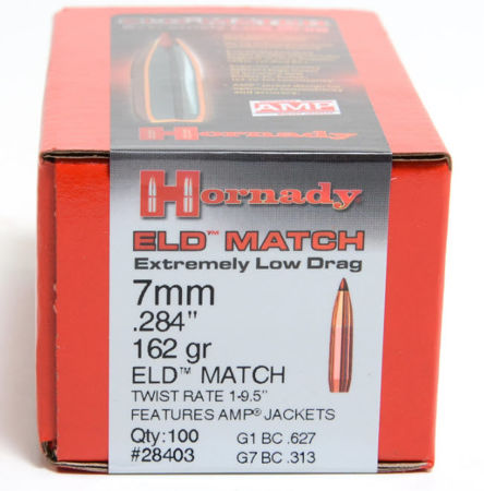 Picture for category 7mm (.284) Bullet Tips