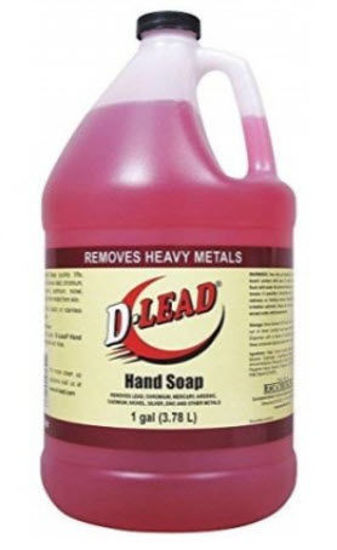 D-Lead Hand Soap - ESCA Tech 1 Gal 1ea
