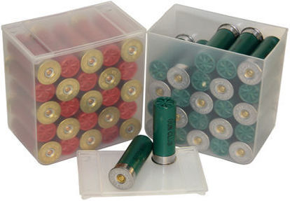 Shotgun Shell Stack 25 rounds MTM