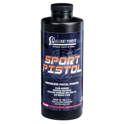 Powder Alliant Sport Pistol 1 lb