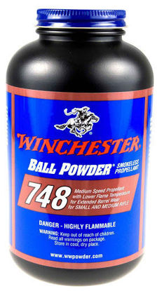 Powder Winchester 748 1 lb - PICKUP ONLY, NOT SHIPPED