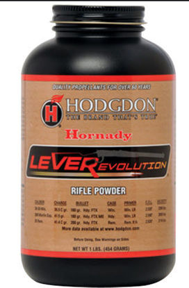 Powder Hodgdon LeveRevolution  1 lb
