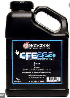 Powder Hodgdon CFE 223 8 lb