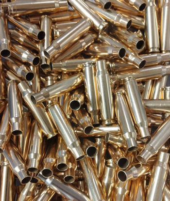 6.5 Creedmore Once Fired Brass pk/50