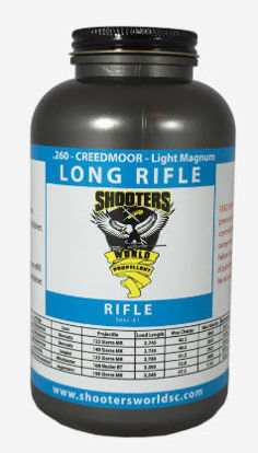 Long Rifle Smokeless Powder - US Reloading