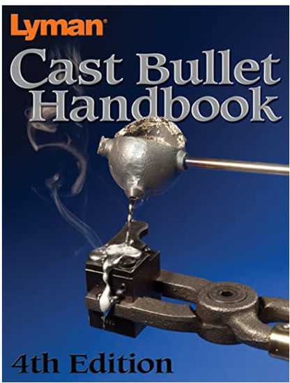 Lyman Cast Bullet Handbook 4th Edition - New Softback