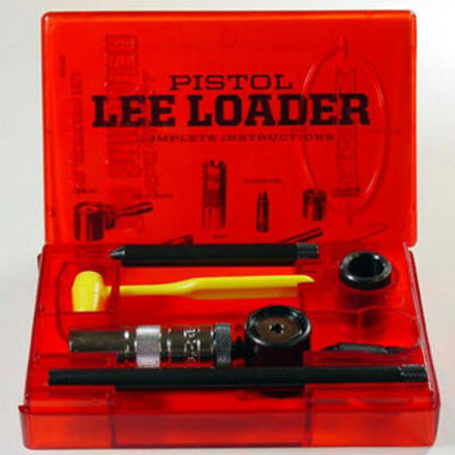 38 Spl Classic Pistol Loader Kit - Lee