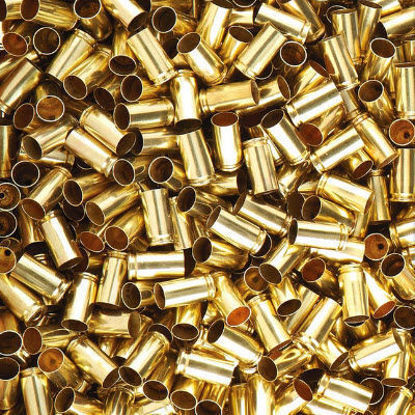 38 S&W Once Fired Brass