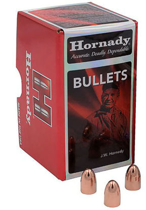 45 Caliber Hornady Bullets 230 grain FMJ